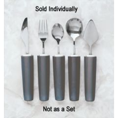 Comfort Grip Cutlery - Adaptive Eating Utensils for Limited Grasping Ability