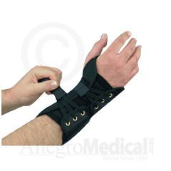 PowerWrap Wrist Brace - Black