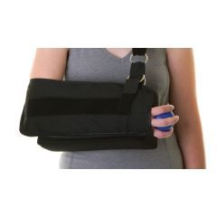 Shoulder Immobilizer with Abduction Pillow - X-Large