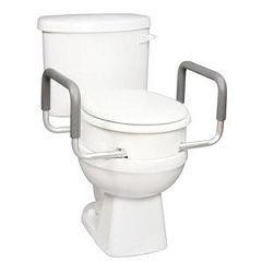 Toilet Seat Elevator with Handles