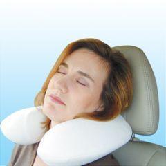 U-Shaped Memory Foam Travel Pillow - Each