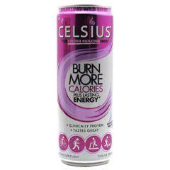 Celsius Celsius - Sparkling Wild Berry - Pack of 12