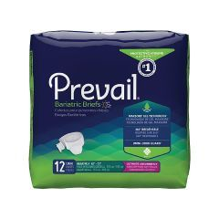 Prevail Bariatric A Specialty Adult Diapers - XXL 62
