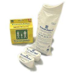 TravelJohn Disposable Urinal - Box of 3