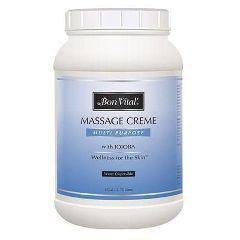 Bon Vital' Multi Purpose Massage Creme Unscented