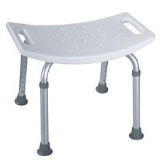 Shower Chair without Back - Each