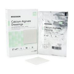 McKesson Calcium Alginate Dressing with Silver