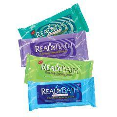 ReadyBath Luxe Premium Bathing Systems Total Body Cleansing Heavyweight Washcloths