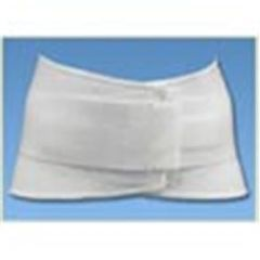 Triple Pull Lumbosacral Support With Pocket, Large - Each