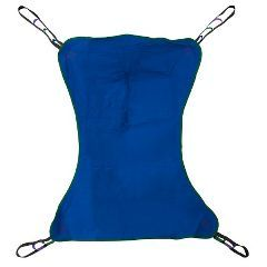 McKesson Solid Full Body Patient Lift Sling 600 lbs.