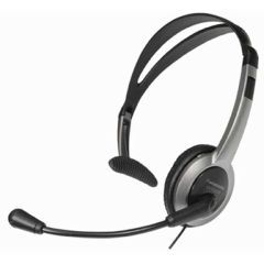 Panasonic KX-TCA430 Telephone Headset - Panasonic KX-TCA430 Telephone Headset