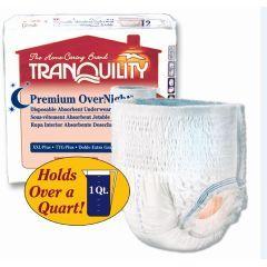 Tranquility Premium OverNight Disposable Absorbent Underwear - XXL