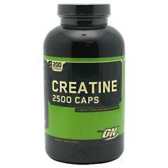 Optimum Nutrition Creatine 2500 Caps - Bottle of 200
