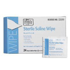 Hygea Saline Wipe - Case of 576