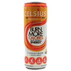 Celsius Celsius - Sparkling Orange - Pack of 12