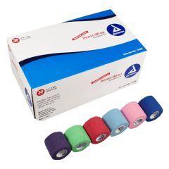 Sensi-Wrap Self-Adherent Bandage Roll 1