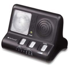 ClearSounds CR200 ClearRing Amplified Phone Ring Signaler - ClearSounds CR200 ClearRing Amplified Phone Ring Signaler