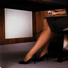 Cozy-Legs Personal Heater - Under Desk Leg Warmer