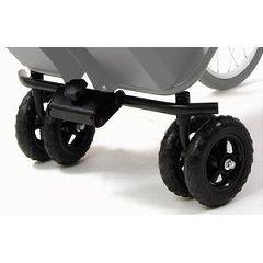 Swivel Wheels for Axiom Push Chairs/Strollers - Each