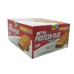 MET-Rx Protein Plus - Peanut Butter Cup - Pack of 9