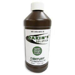Dakin's Quarter StrengthFirst Aid Antiseptic - Each