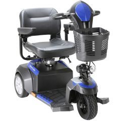 Ventura 3 Wheel Scooter - Ventura 3 Wheel Scooter with Folding Seat