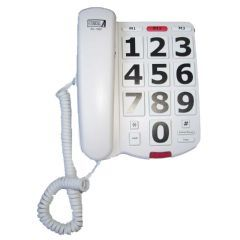 Future Call FC-1507 Amplified Big Button Phone - Future Call FC-1507 Amplified Big Button Phone
