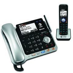 AT&T 2-line Corded/Cordless with ITAD - Each