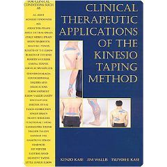 Clinical Therapeutic Application Kinesio Taping Manual - Each