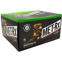 MET-Rx Big 100 Colossal - Crispy Apple Pie - Pack of 9