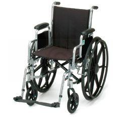 Nova 5180S Series Steel Wheelchair - Each