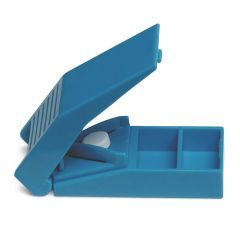 Pill Splitters - Pill , Blue , Individually Boxed - Box of 1