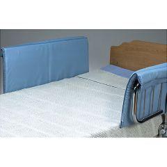 Half-Size Bed Rail Pads - 1 pair