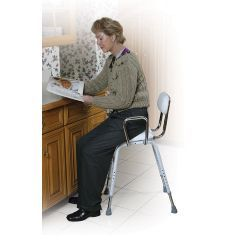 All Purpose Kitchen Stool with Removable Arms - Each