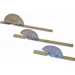 Stainless Steel Finger Goniometer