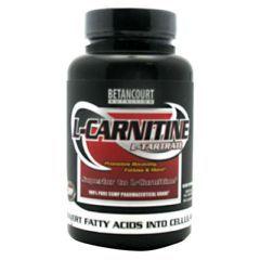 Betancourt Nutrition L-Carnitine L-Tartrate - Bottle of 60