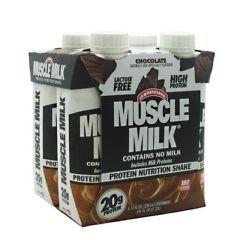 CytoSport Muscle Milk RTD - Chocolate
