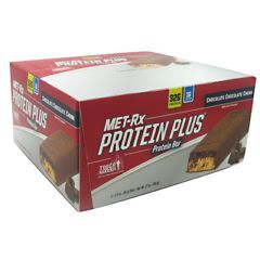 MET-Rx Protein Plus - Chocolate Chocolate Chunk - Pack of 9