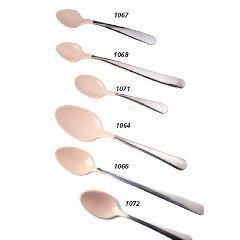 Plastisol Coated Spoons - Long Infant Spoon - 1068