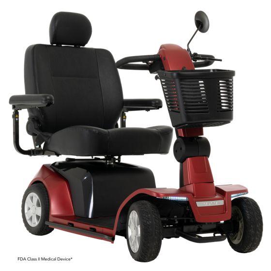 Maxima 4 Wheel Heavy Duty Mobility Scooter   FDA Class II Medical Device*