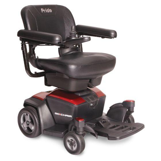 Go-Chair Travel Power Chair   FDA Class II Medical Device*