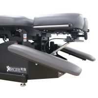 Tilt Headpiece with Adjustable Cushions for Pivotal Ergostyle & ES2000 - Table Not Included