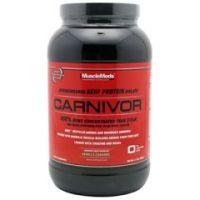 Muscle Meds Carnivor - Vanilla Caramel - Each
