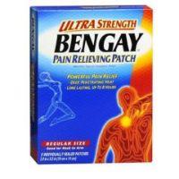 Bengay Patch