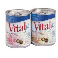 Vital Jr. Nutrition for Children - 8 oz - Strawberry - Strawberry - Case of 24