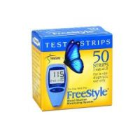 FreeStyle Test Strips - Abbott FreeStyle Blood Glucose Test Strips