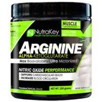 Nutrakey L-Arginine - Unflavored - Each