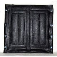 Invacare/Drive Style Vinyl Upholstery - Tapered Back