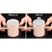 Arthro Thumbs-Up Cup - with or without Lid