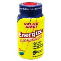 iSatori Energize - Bottle of 84